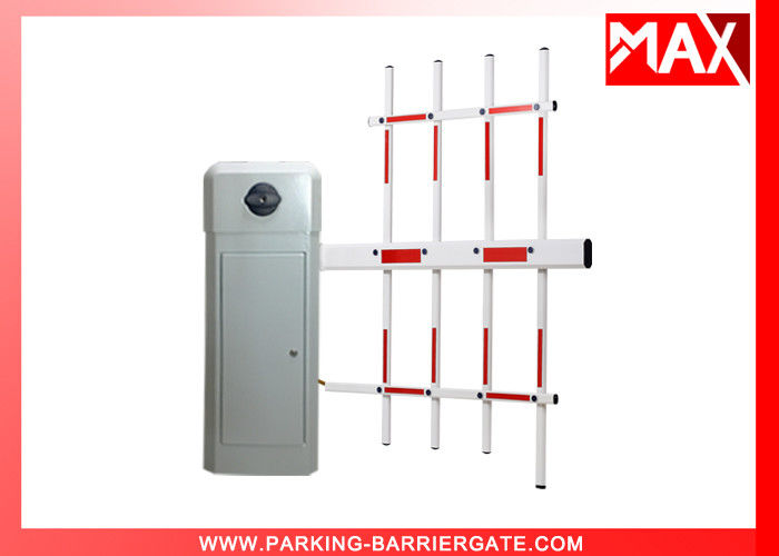 Intelligent Parking Barrier Gate for Parking Gate System Application With Three Fence